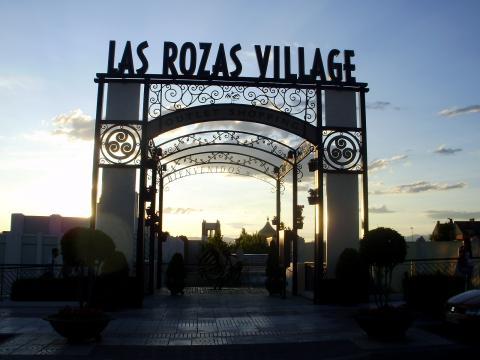Las Rozas Village: apuesta por la FELICIDAD