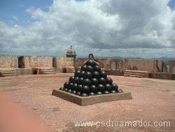Cómo es el castillo de San Juan