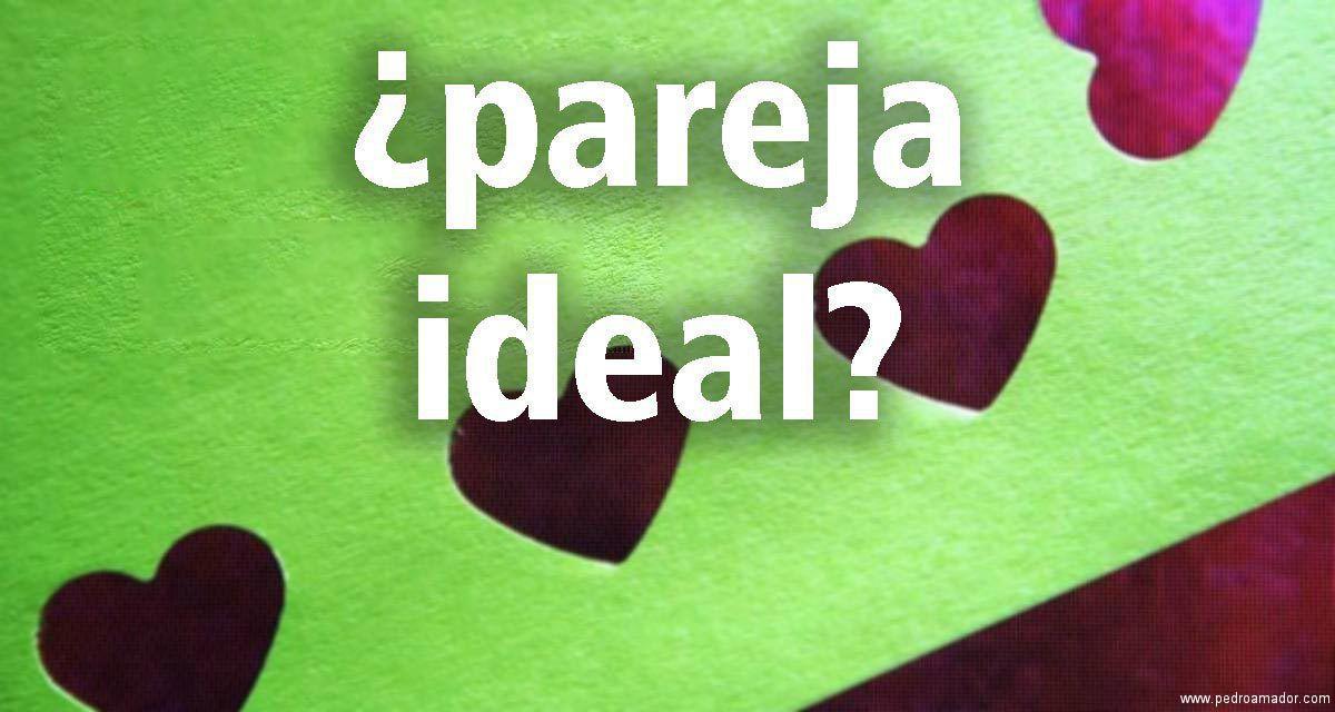 ¿Cómo sería tu pareja ideal? ⭐