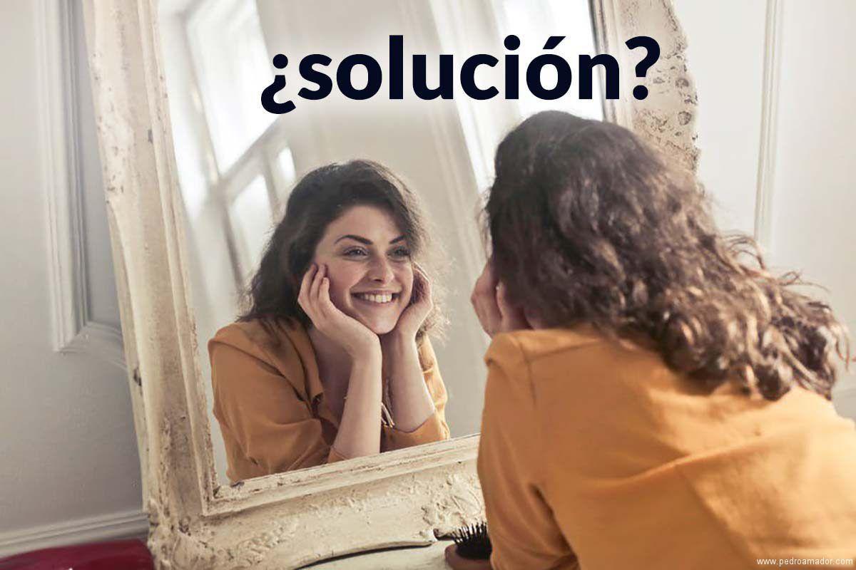 todo en la vida tiene solución