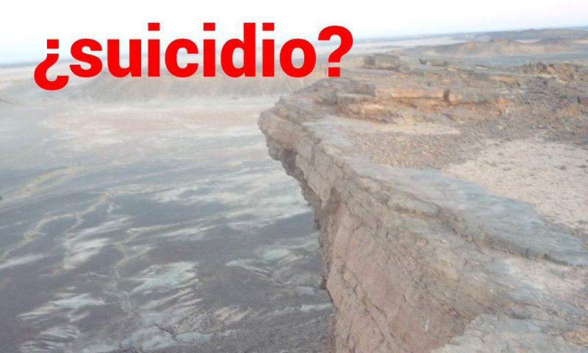 Cuando el suicidio es la mejor opción