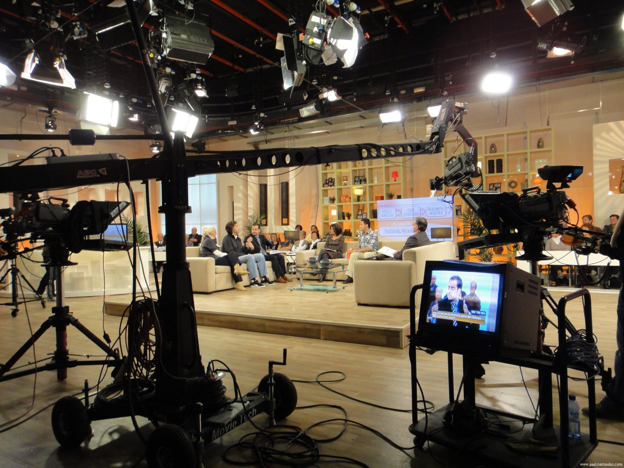 Entrevista en Aragon TV