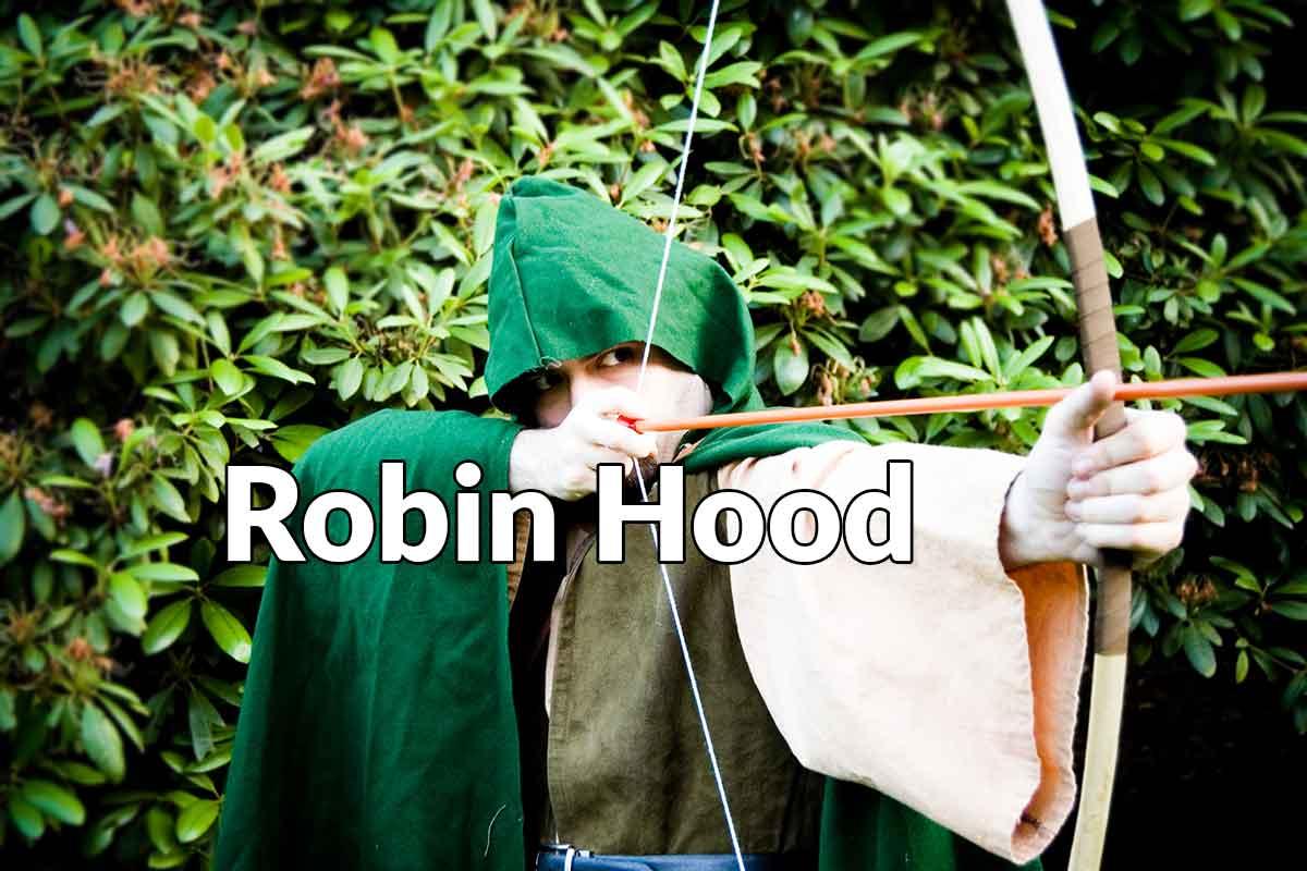 Robin Hood Internet