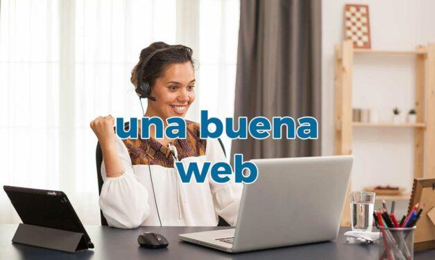 Contenido de toda página web de un buen profesional ⭐