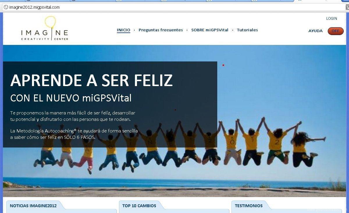 imagine 2012 un ejemplo de aplicacion happiness play - Por fin una herramienta que ayuda a conseguir clientes