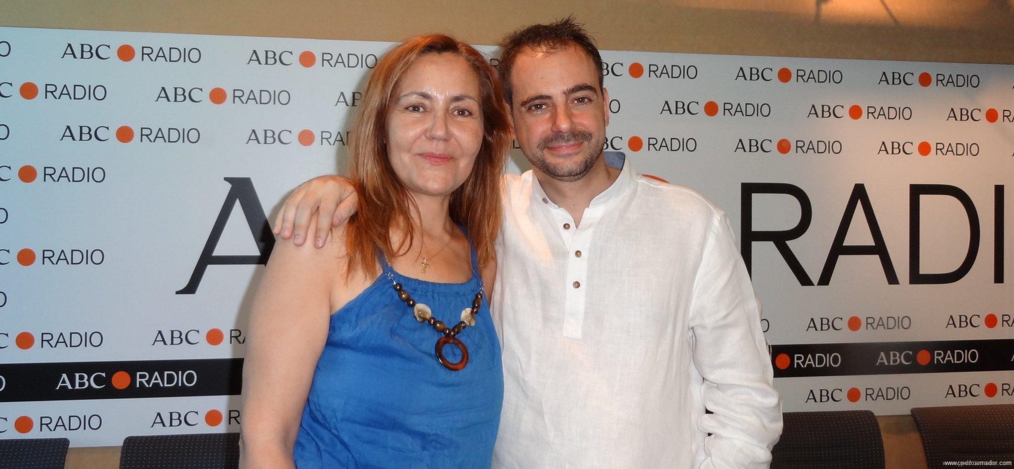 Entrevista en ABC Punto Radio de Esther Pedraza - ¡A ser felices!