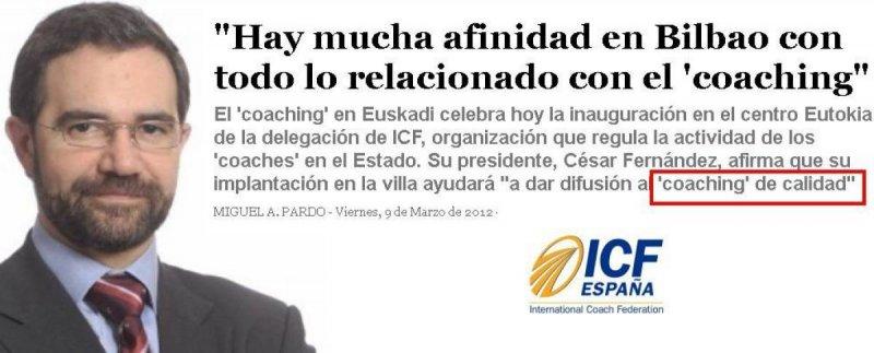 cesar fernandez el peor presidente de icf espana coaching