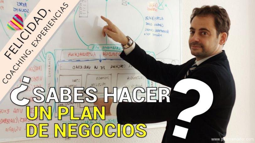 Un ejemplo de cómo hacer un plan de negocios