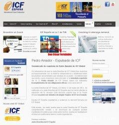 Comunicado de ICF España