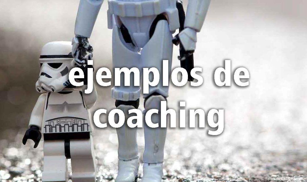 ▷ Un 𝗲𝗷𝗲𝗺𝗽𝗹𝗼 de sesión de coaching
