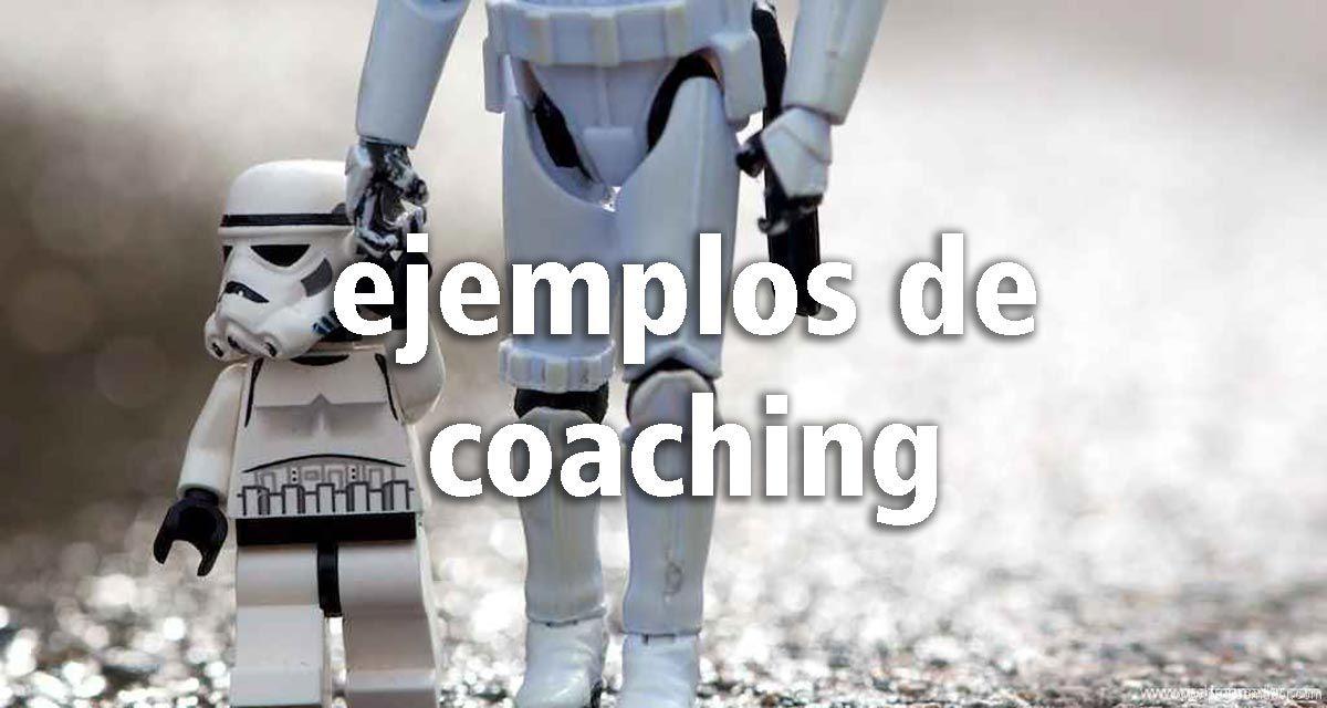 Un ejemplo de sesión de coaching(🥇 TOP 2020)