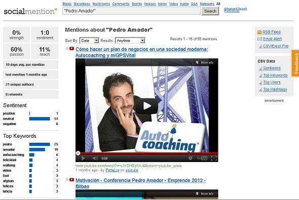 Pedro Amador - Experto en felicidad, coaching y comunicación