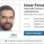 Cesar Fernandez - ESTAFA DEL COACHING