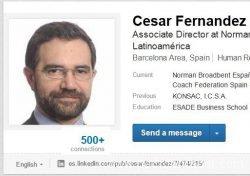 César Fernández ICF España
