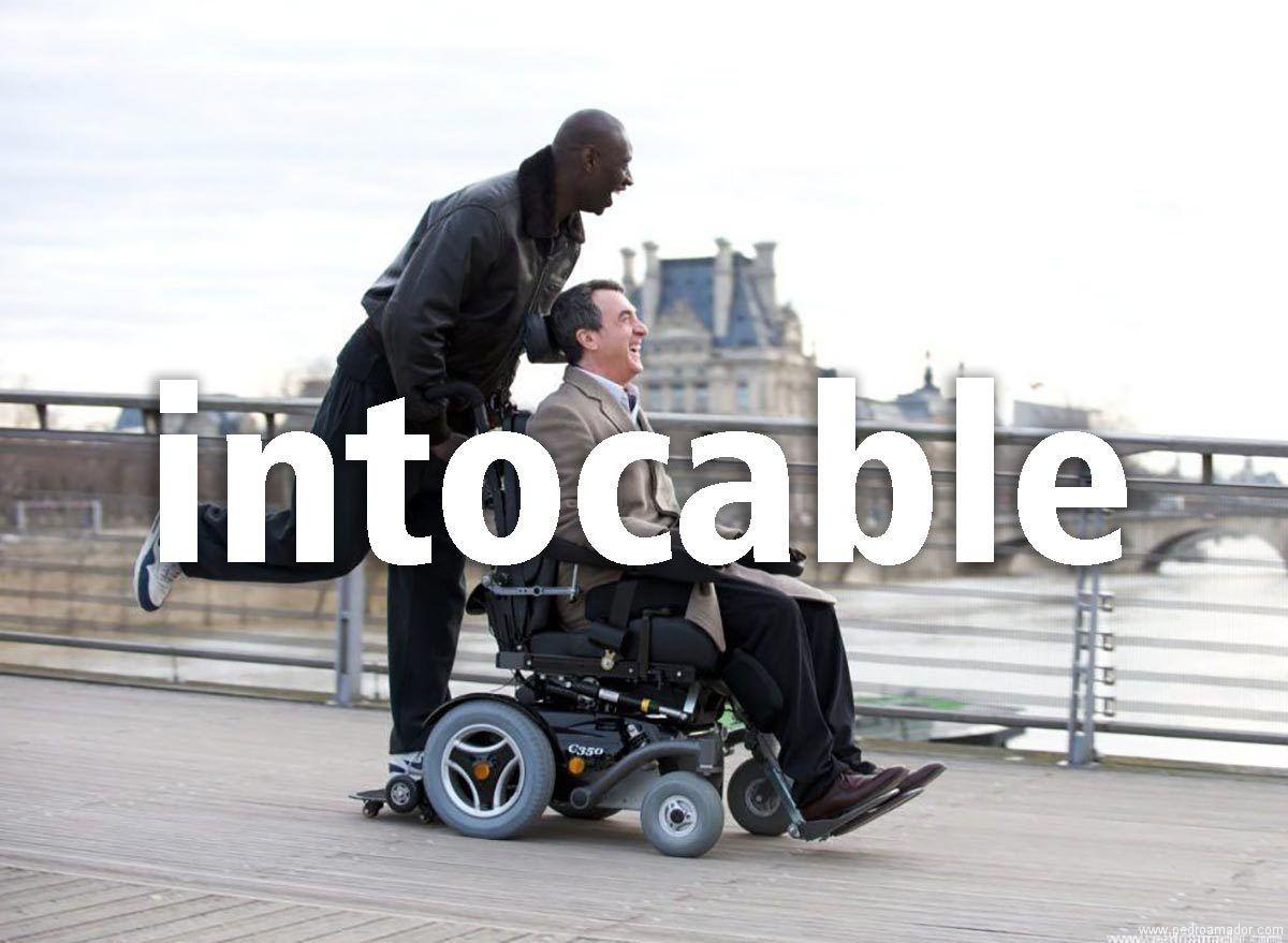 Película Intocable
