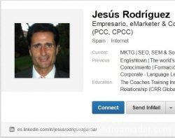 Jesús Rodriguez - ESTAFA DEL COACHING