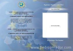 registro OAMI - Marca Autocoaching - APP felicidad