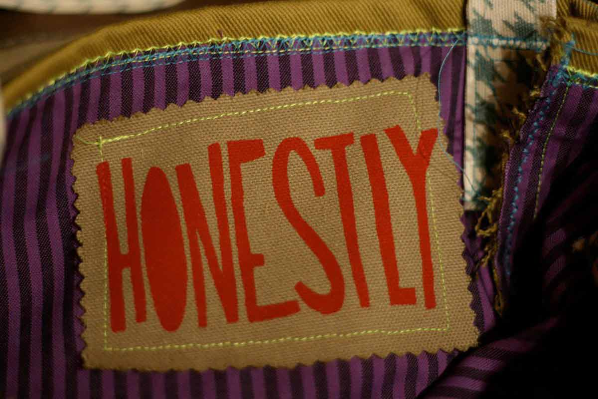 Aprendamos a ser honestos