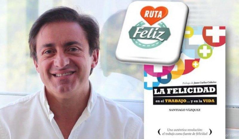 santiago vazquez felicidad en el trabajo