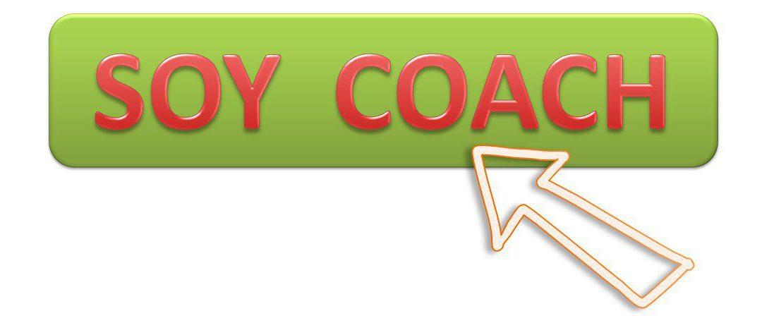 Yo soy coach, ¿y tú?