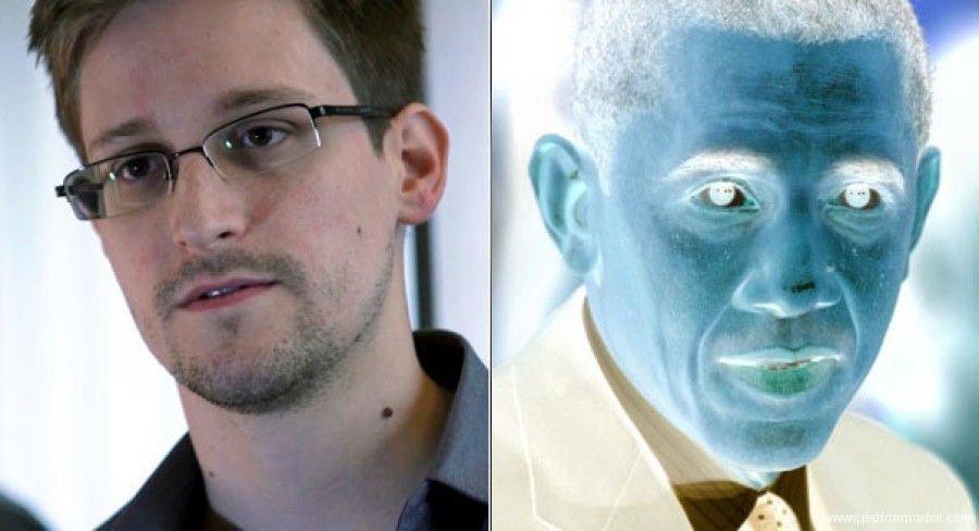 Más Snowden y menos Obama
