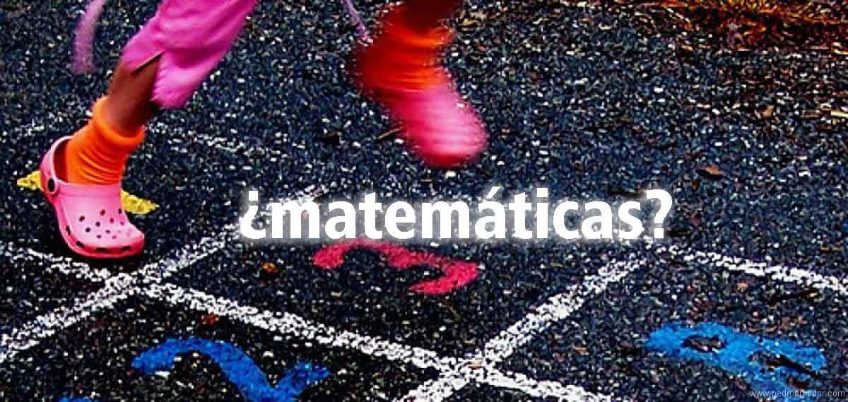 30 formas de entender las matemáticas, ¿cómo ves el mundo?