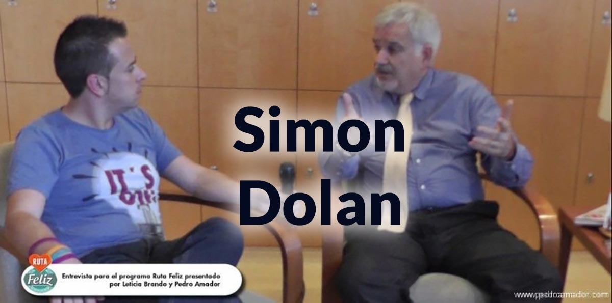 Entrevista de valores a Simon Dolan para Ruta Feliz ⭐