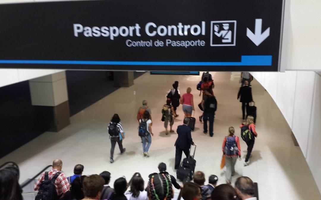 El zoológico de un aeropuerto