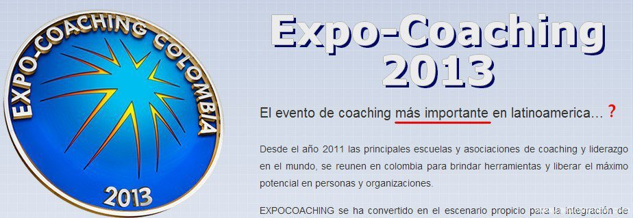 expo coaching colombia