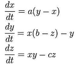 Ecuación de caos