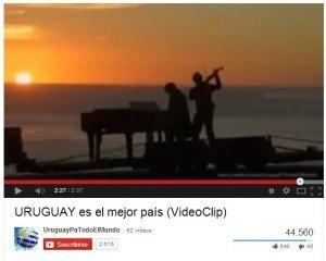 Uruguay es el mejor país