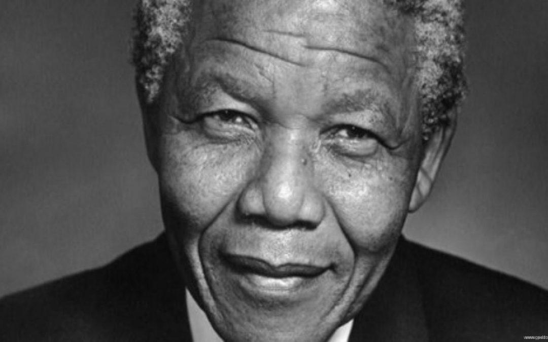 Muere un grande: Nelson Mandela