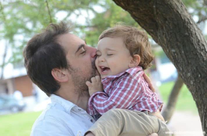 Muchos padres no sabrán nunca lo que es ser padre