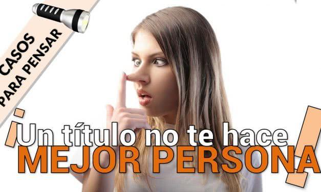 Mariela Marenco, una uruguaya nacida para engañar