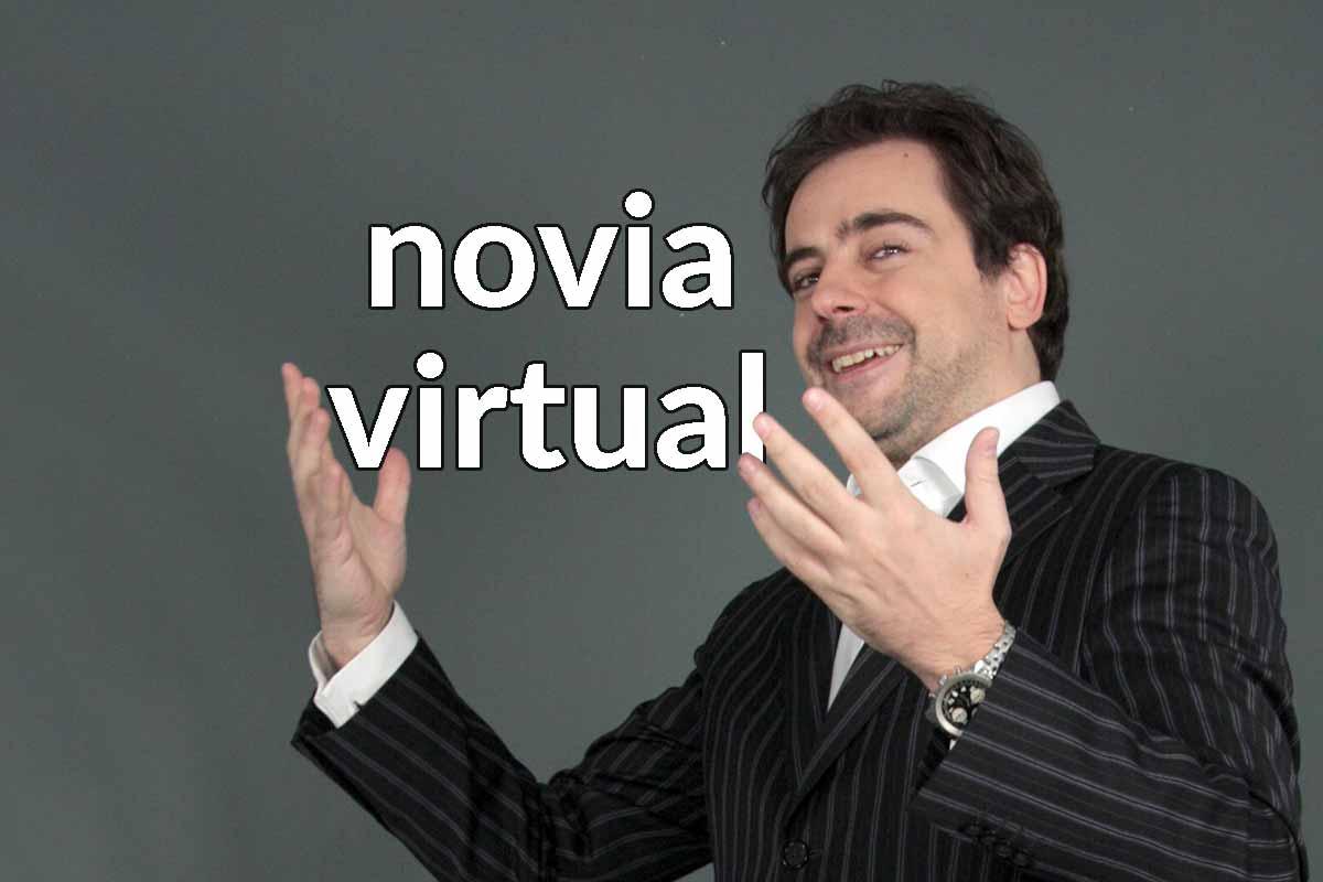 novia virtual