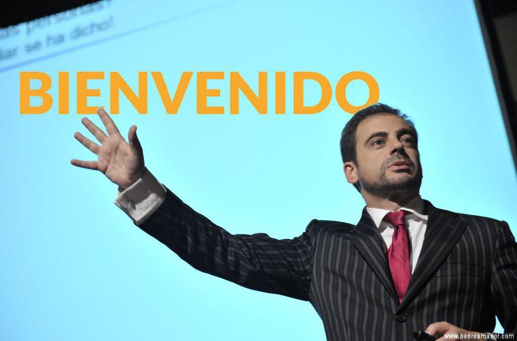 Pedro Amador Experto en Felicidad Conferencias