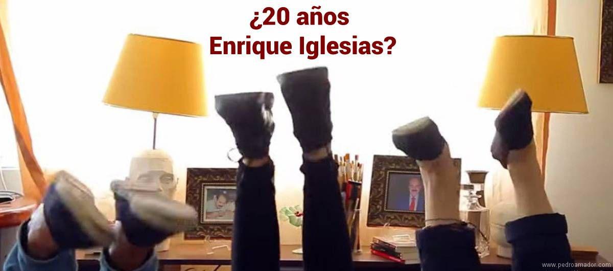 Enrique Iglesias podría sufrir una condena de 20 años de prisión