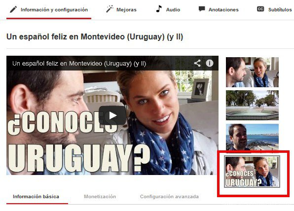 YouTube Miniatura Canal YouTube