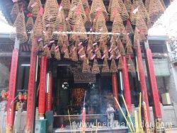 VIETNAM Ho Chi Minh templo