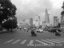 VIETNAM Ho Chi Minh centro