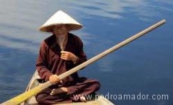 VIETNAM Hoian río Portada