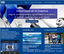 universidad de la empresa ude uruguay