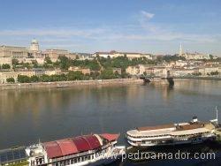 BUDAPEST Danubio ventana hotel 2