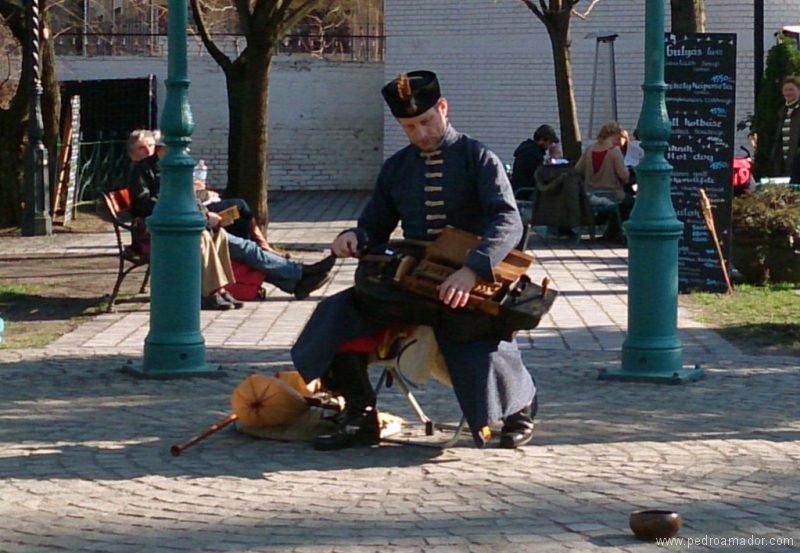 BUDAPEST Musico Buda Portada