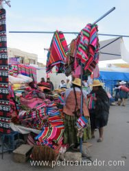 BOLIVIA Mercado Oruro