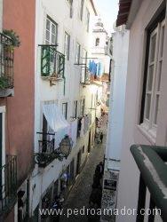 LISBOA calle Alfama