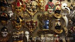 VENECIA Mascaras 2