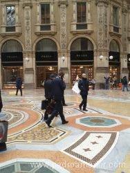 MILAN Galerias Vittorio Emanuele