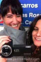 Mónica Y Laura Equiz actuando