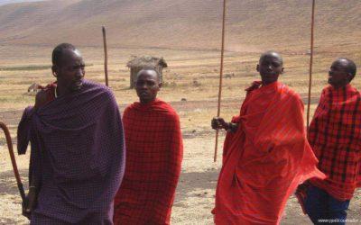 Viajar en safari por Tanzania… y eres feliz